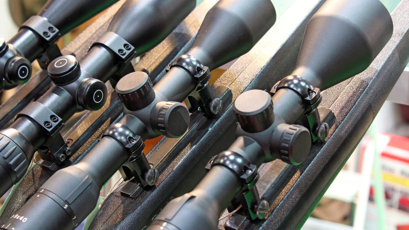 7 THINGS TO KNOW BEFORE CHOOSING A RIFLE SCOPE