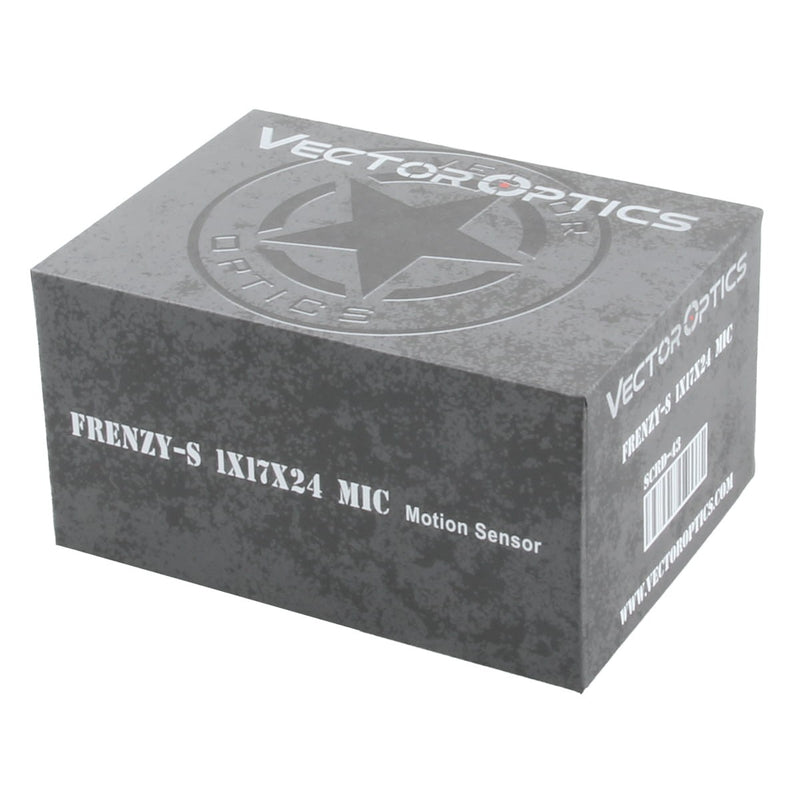 Frenzy-S 1x17x24 MIC Red Dot Sight