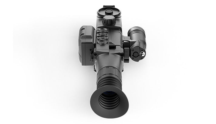 Pulsar Digisight Ultra N450 LRF Weaver QD112 Riflescope