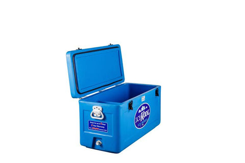 EVAKOOL IceKool 85 Liter Cooler Box With Divider