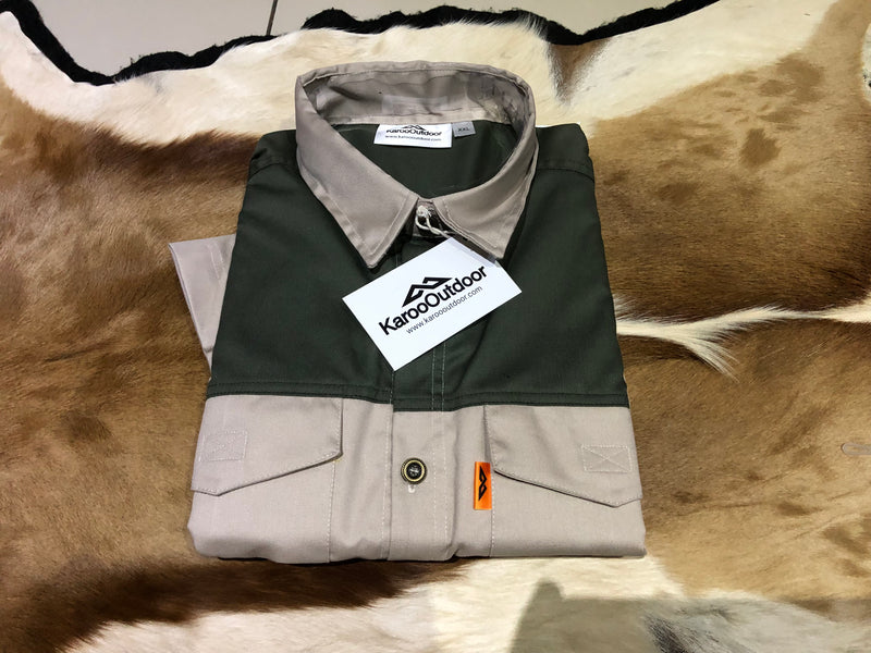 KarooOutdoor Hunting/Farming Shirt Short Sleeve