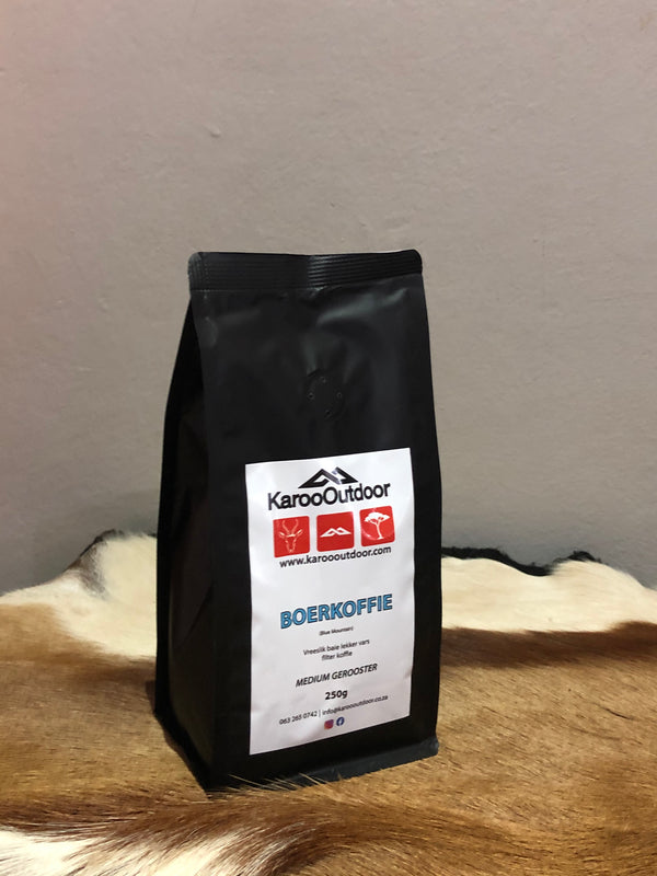 KarooOutdoor BOERKOFFIE - Blue Mountain