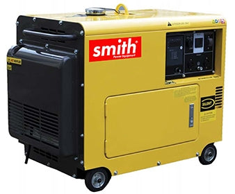 SMITH Residential Silent Diesel Generator KDE6700TA - 4.5kVA
