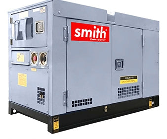 SMITH Residential / Business Silent Diesel Generator KXS20S3 – 20kVA