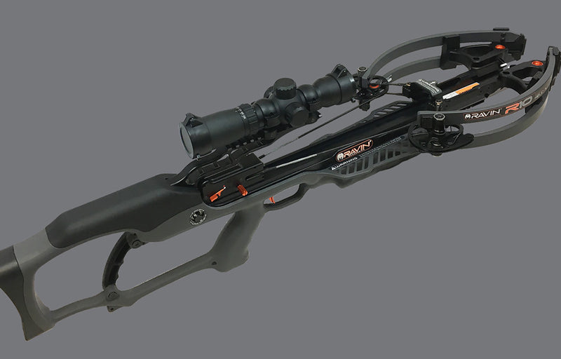 R10 CROSSBOW GUNMETAL GREY