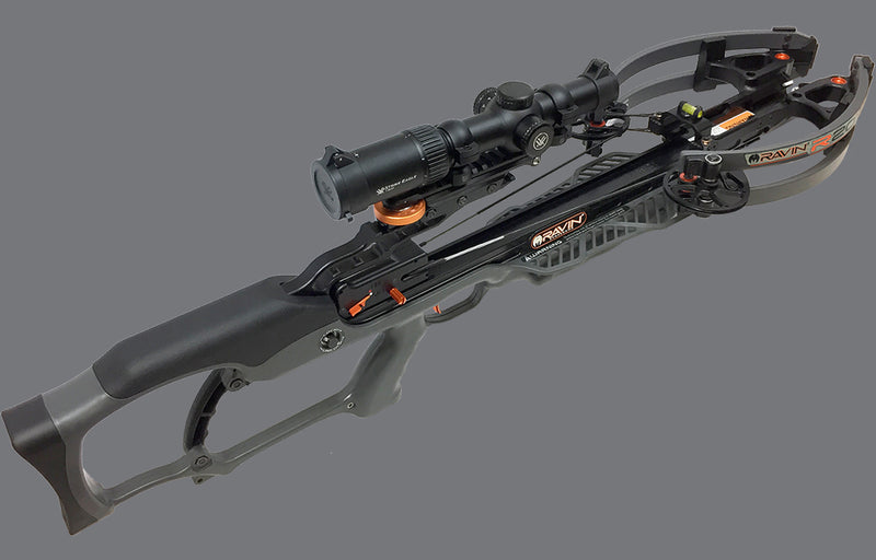 RAVIN R20 SNIPER PACKAGE CROSSBOW - GUNMETAL GREY