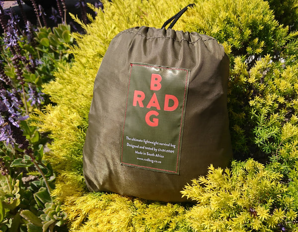 RADBAG - Outdoor Survival Bivvy Bag - MODEL 1