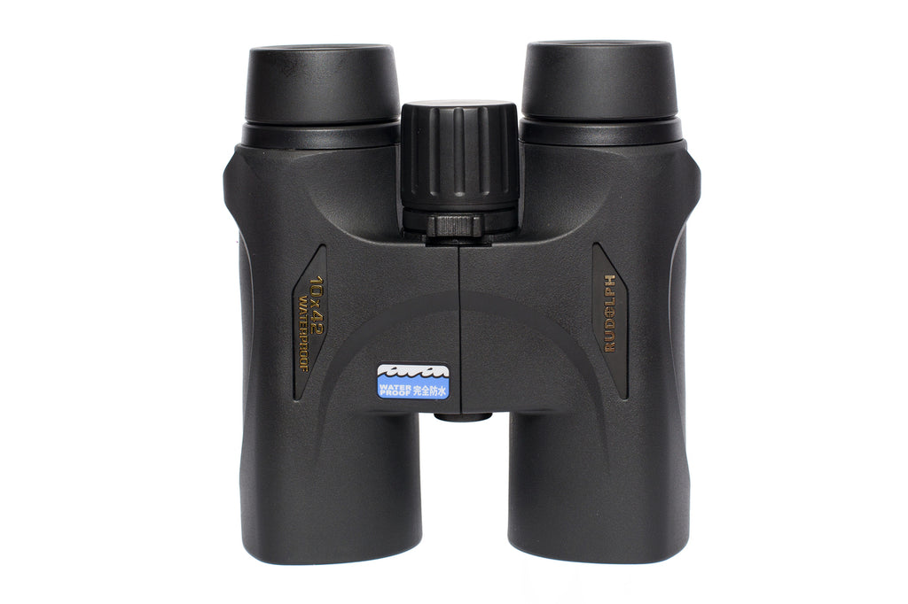 RUDOLPH BINOCULAR 10X42 HIGH DEFINITION LIGHT WEIGHT