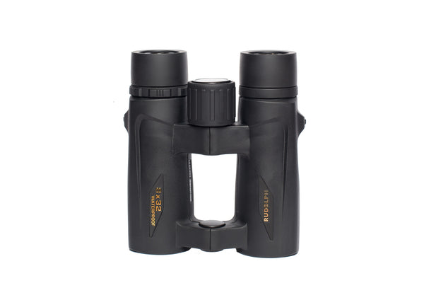 RUDOLPH BINOCULAR 8X32 HIGH DEFINITION LIGHT WEIGHT