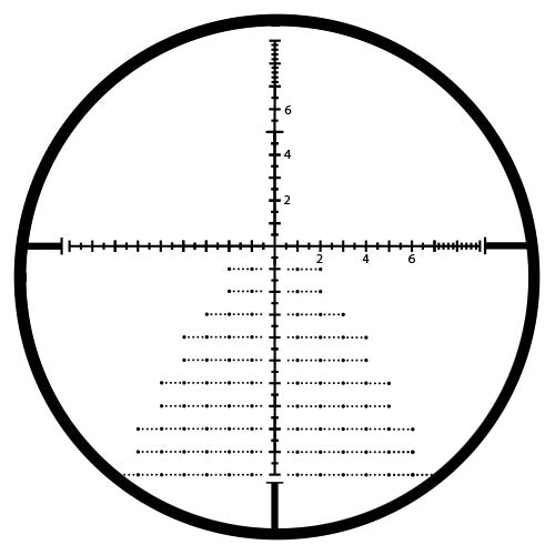 SIGTHMARK Pinnacle 5-30x50 TMD Riflescope
