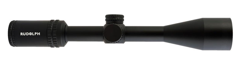 Rudolph H1 3.5-14x44 with T3 reticle