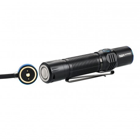 Olight M2R Warrior 1500 Lumens, 208m throw, Rechargeable