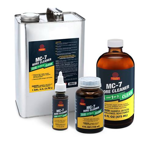 MC-7 BORE CLEANER