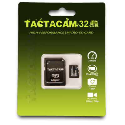 Tactacam 32gb Memory Card