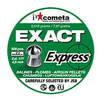 4.5MM JSB EXACT EXPRESS (500) 7.87GR