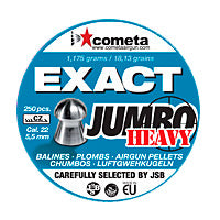 5.5MM (.22) EXACT JUMBO HEAVY PELLETS (250pcs)
