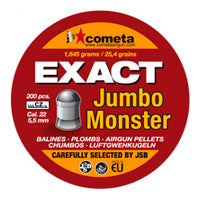 5.5MM (.22) EXACT JUMBO MONSTER PELLETS (200pcs)