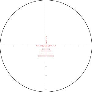 Vortex Viper PST Gen II 5-25x50 FFP EBR-7C (MOA) Reticle | 30mm Tube | Tactical Turrets