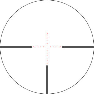 Razor HD Gen II 4.5-27x56 EBR-1C (MRAD) Reticle | 34mm Tube