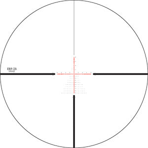 Razor HD 5-20x50 (MRAD) EBR-2B Reticle | 35mm Tube 10 MRAD Travel per Rotation