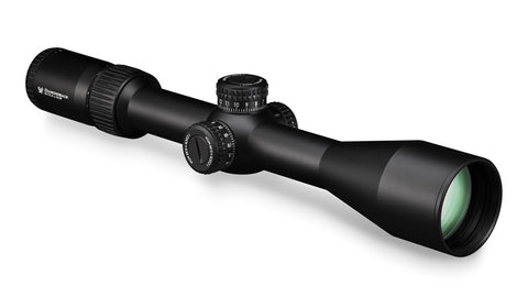 Vortex Diamondback Tactical 6-24x50 FFP EBR-2C MOA Reticle | 30mm Tube | Tactical Turrets