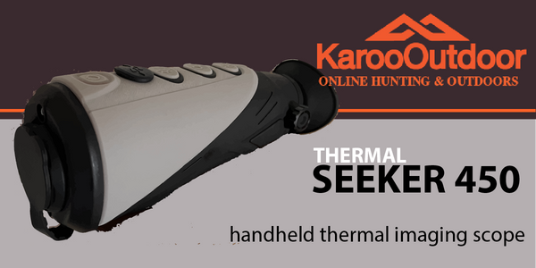 KarooOutdoor THERMAL SEEKER 450m MONOCULAR