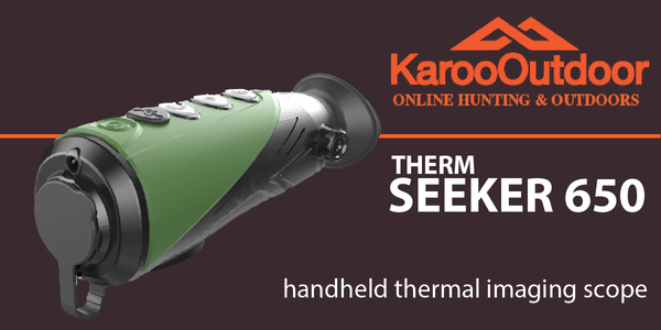 KarooOutdoor THERMAL SEEKER 650m MONOCULAR
