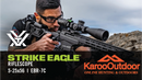 STRIKE EAGLE® 5-25X56 FFP EBR-7C (MRAD) 34MM TUBE