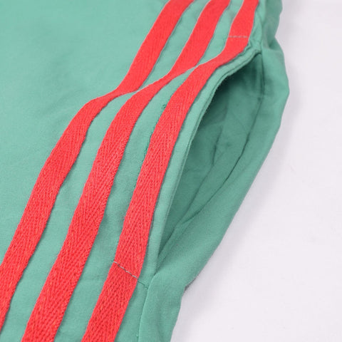Adidas Cotton Short For Men-Light Green-BE2634