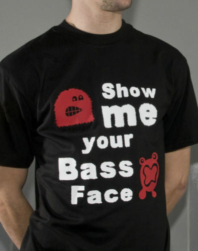 Dubstep t shirt bass face t shirt music t shirt