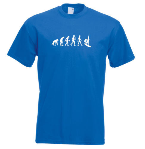 Juko Children's Windsurfing T Shirt Kids Windsurf Evolution Top
