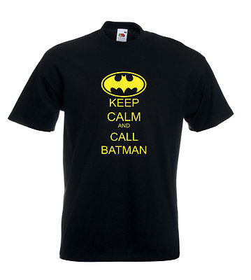 keep calm and call batman funny retro t shirt batman t shirt
