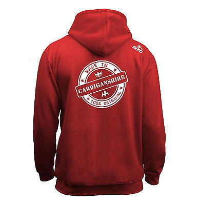 Juko Children's Made In Cardiganshire Hoodie 100% Original. - Juko