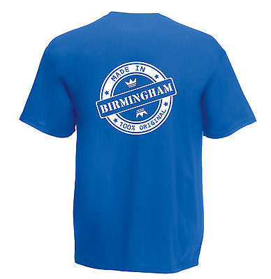 Juko Children's Made In Birmingham T Shirt 100% Original - Juko