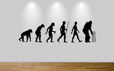 Cricket Evolution Wall Sticker Decal Bedroom Wall Cricket Evolution - Juko