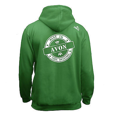 Juko Children's Made In Avon Hoodie 100% Original.
