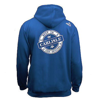 Juko Made In Carlisle Hoodie 100% Original