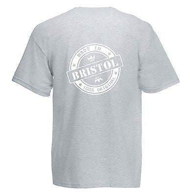 Juko Made In Bristol T Shirt 100% Original