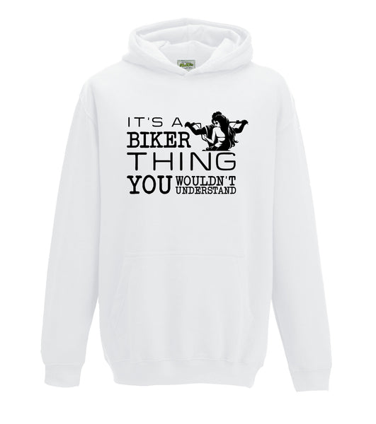 Juko Its A Biker Thing You Wouldnt Understand 1314 Hoodie