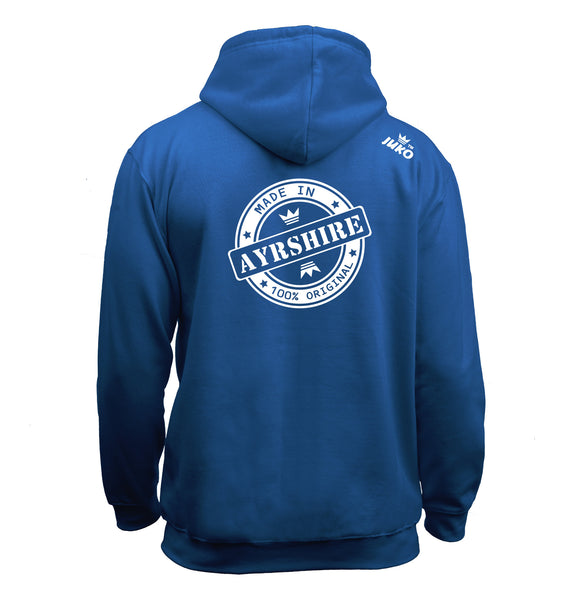 Juko Children's Made In Ayrshire Hoodie 100% Original. - Juko