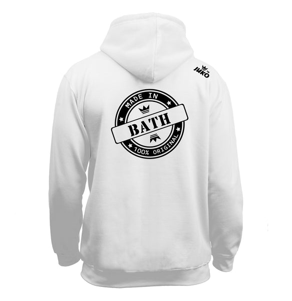 Juko Made In Bath Hoodie 100% Original