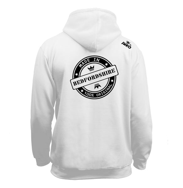 Juko Made In Bedfordshire Hoodie 100% Original