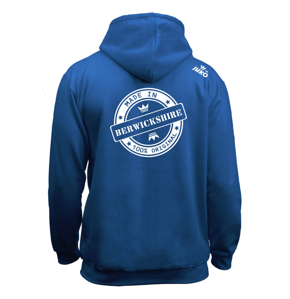 Juko Children's Made In Berwickshire Hoodie 100% Original. - Juko