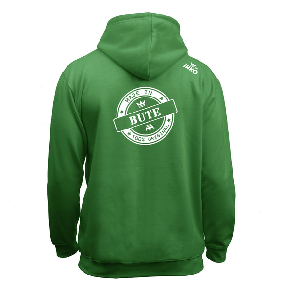 Juko Made In Bute Hoodie 100% Original