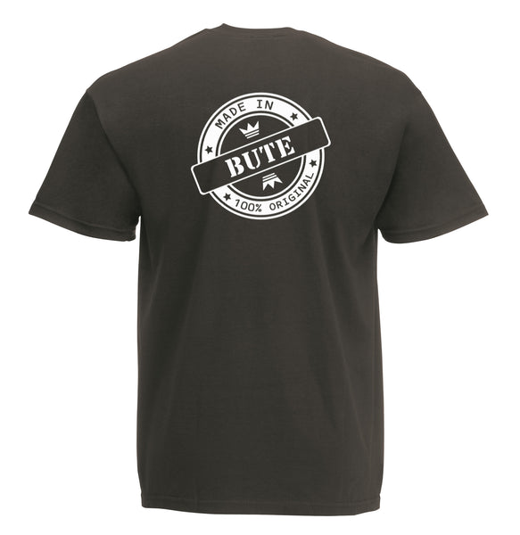 Juko Made In Bute T Shirt 100% Original