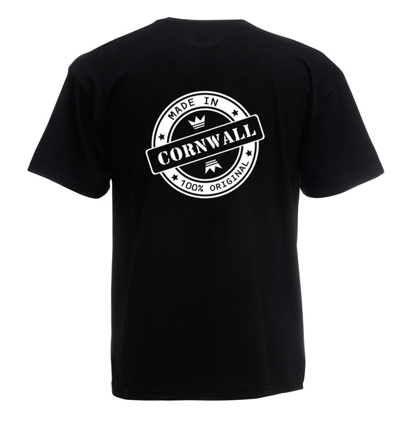 Juko Children's Made In Cornwall T Shirt 100% Original