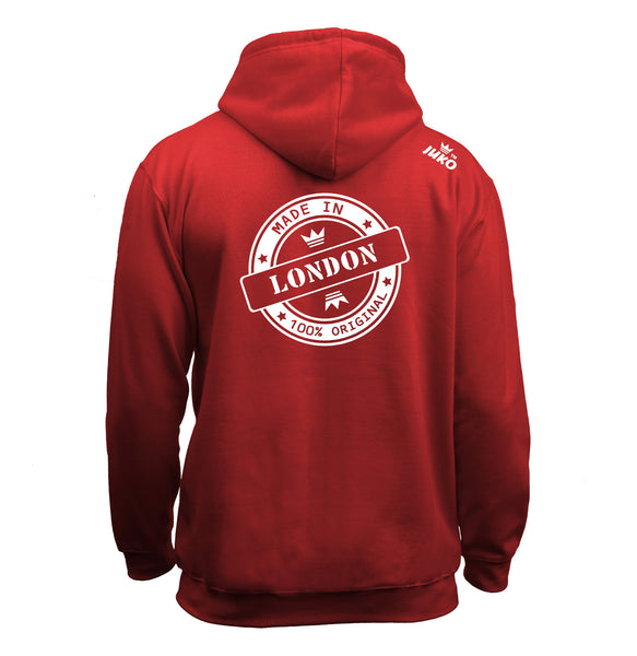 Juko Children's Made In London Hoodie 100% Original.