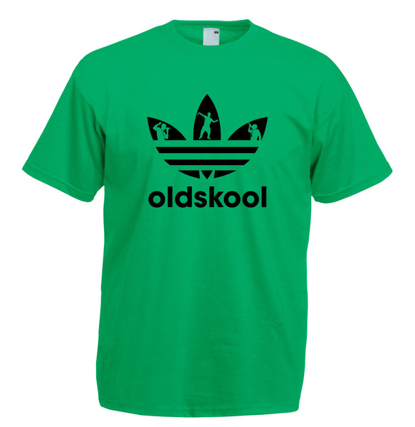 Juko Old Skool T Shirt 1337 Acid House Retro Rave T