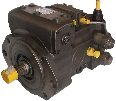 Rexroth  New Aftermarket A4VSO125DFR/30L-VSB63N00 Hydraulic Pump