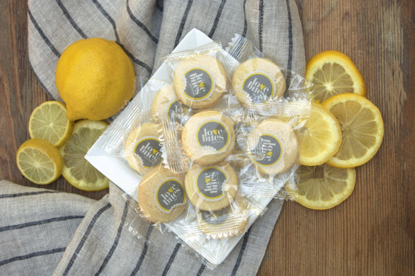 Bulk Lemon Shortbread Cookie Boxes